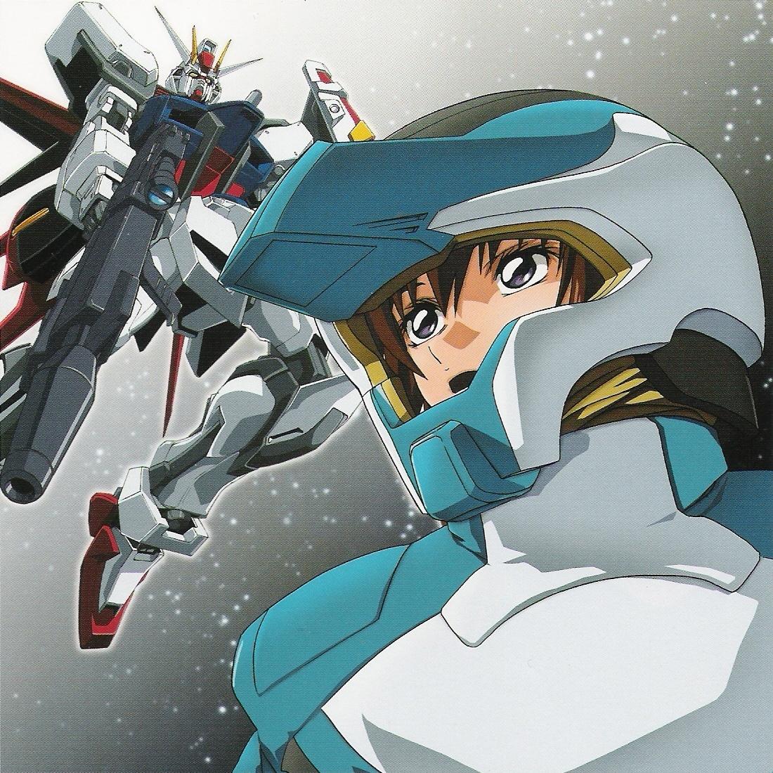 機動戦士ガンダムseed Destiny g seed 壁紙 キラ ヤマトとエールストライクガンダム
