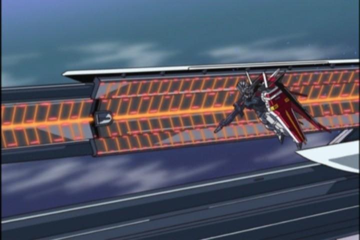 機動戦士ガンダムSEED壁紙・画像:エールストライクガンダム